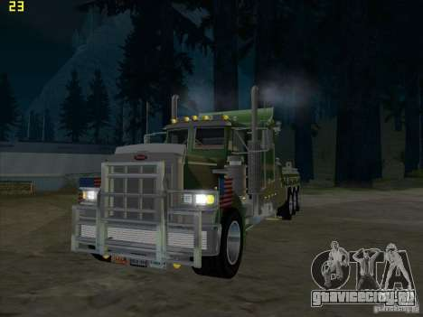 Peterbilt 379 Wrecker для GTA San Andreas