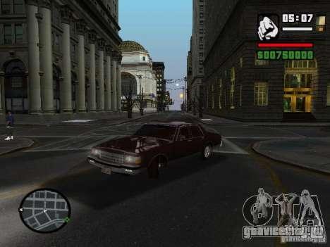 Chevrolet Caprice Classic 87 для GTA San Andreas