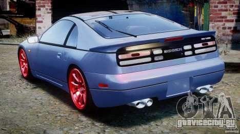 Nissan 300 ZX 1994 v1.0 для GTA 4 вид справа