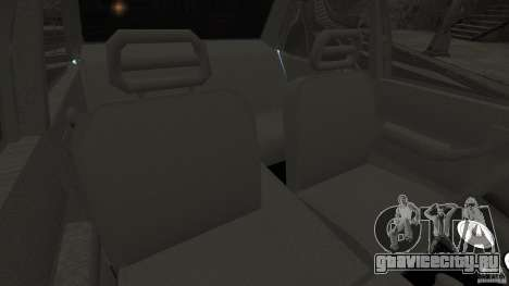 Tofas Dogan SLX EmreAKIN Edition для GTA 4 вид изнутри