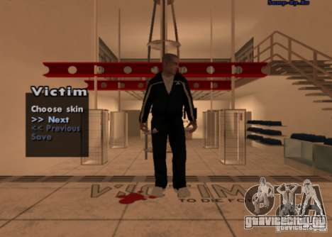 Новый скин Русской Мафии №1 для GTA San Andreas