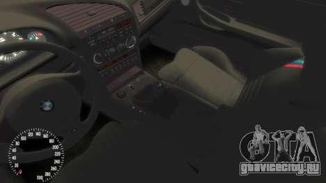BMW M3 E36 для GTA 4 вид справа