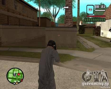 Прибамбасы для оружия для GTA San Andreas пятый скриншот