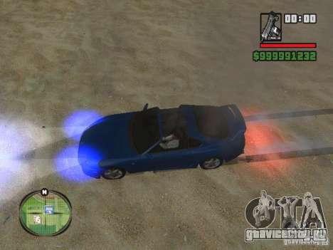 Xenon v3.0 для GTA San Andreas