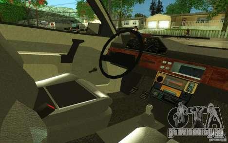 АЗЛК 2141 v2.0 для GTA San Andreas вид справа