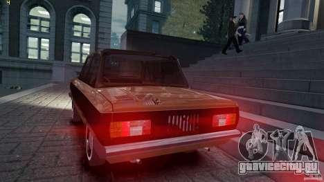 ЗАЗ 968M для GTA 4 вид справа
