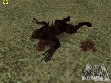 Chupacabra для GTA San Andreas девятый скриншот