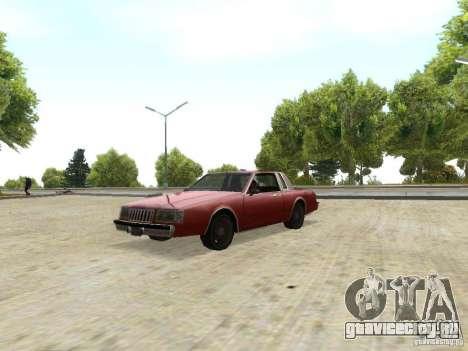 ENBSeries by Sashka911 для GTA San Andreas четвёртый скриншот