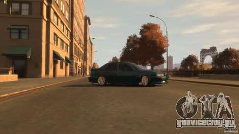 Daewoo Nexia Tuning для GTA 4 вид слева