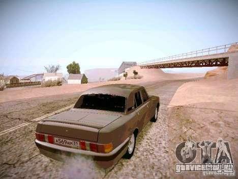 ГАЗ 31025 для GTA San Andreas вид слева