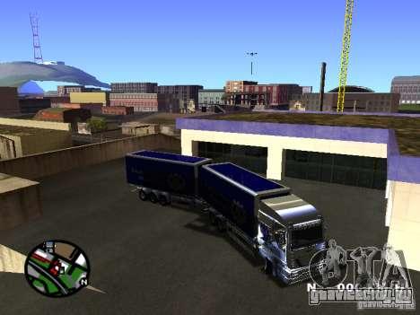 Iveco Stralis для GTA San Andreas