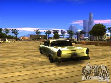 Glendale - Oceanic для GTA San Andreas вид сзади слева