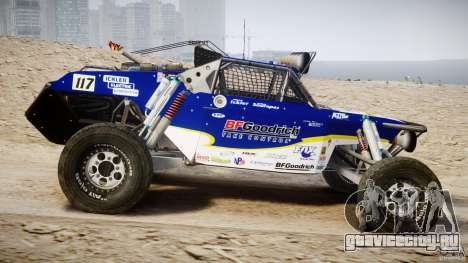 Jimco Buggy для GTA 4 вид сзади слева