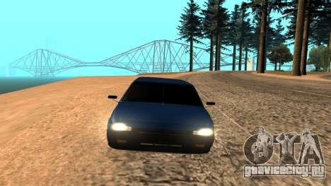 ВАЗ Ока 1111 для GTA San Andreas вид справа
