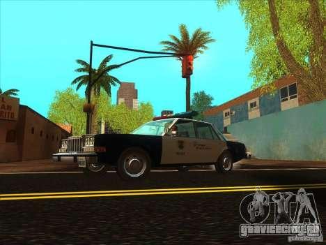 Dodge Diplomat 1985 LAPD Police для GTA San Andreas