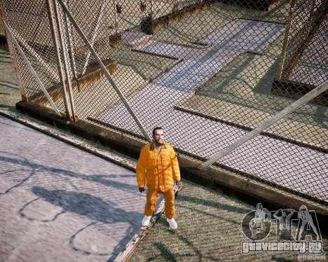 The prison Rob для GTA 4 пятый скриншот