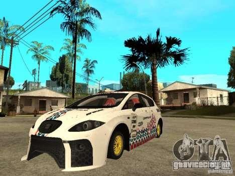 Seat Leon Cupra Bound Dynamic для GTA San Andreas