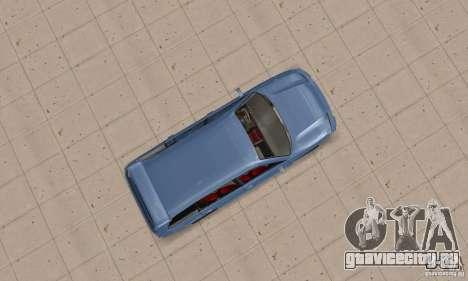 Toyota Carina 1996 для GTA San Andreas вид справа