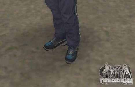 Cj Гопник для GTA San Andreas шестой скриншот