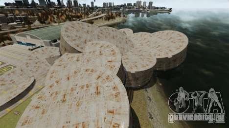 Дрифт-трек GTA IV для GTA 4 седьмой скриншот