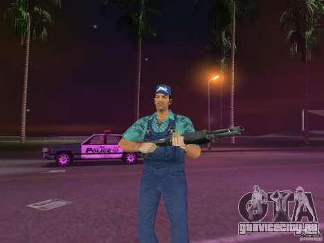 Пак Отечественного Оружия для GTA Vice City девятый скриншот