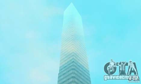 Остров(Mounth Island On The Water) для GTA San Andreas четвёртый скриншот