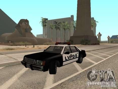 LVPD Police Car для GTA San Andreas