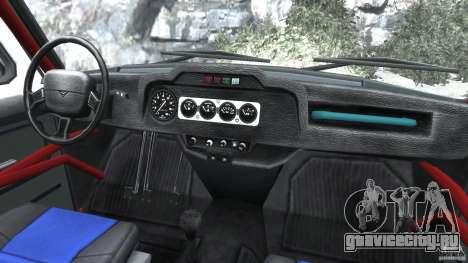Уаз 31514 Командирский v1.0 для GTA 4 вид справа