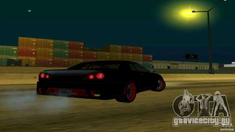 New elegy v1.0 для GTA San Andreas