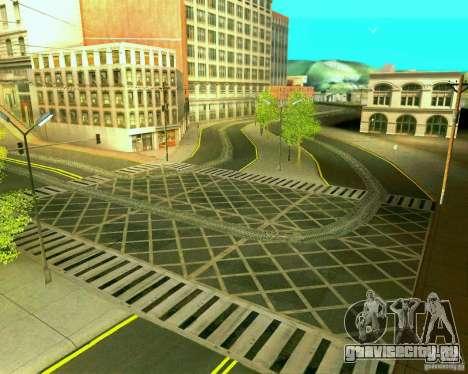 GTA 4 Roads для GTA San Andreas