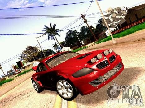 BMW Z4 Rally Cross для GTA San Andreas