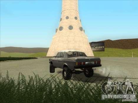 ГАЗ 31029 Волга 4х4 для GTA San Andreas вид слева