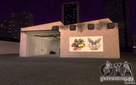 HQ Авто салон в San Fierro Exclusive Autos для GTA San Andreas четвёртый скриншот
