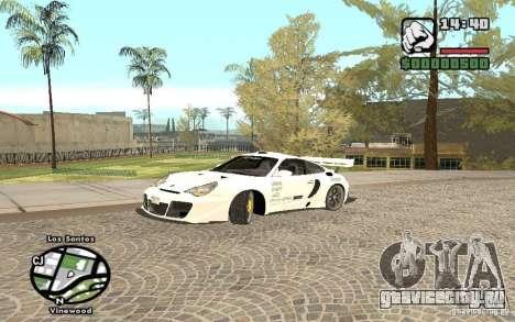 Porsche 911 Turbo S Tuned для GTA San Andreas