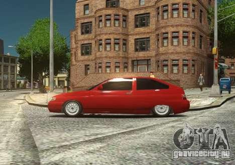 ВАЗ 2112 Купе для GTA 4 двигатель