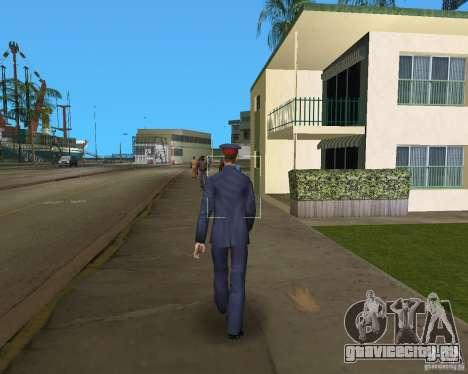 Русский мент для GTA Vice City второй скриншот