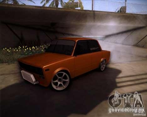 ВАЗ 2106 drift для GTA San Andreas