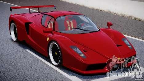 Ferrari Enzo для GTA 4 салон