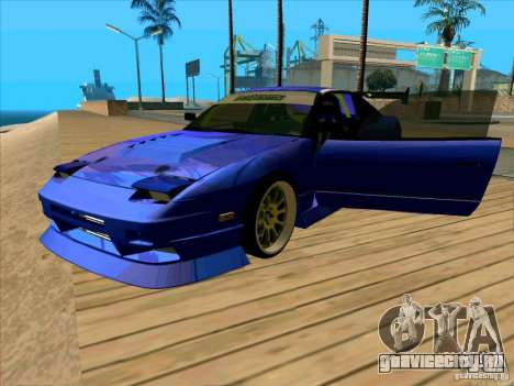 Nissan 240SX Drift Team для GTA San Andreas