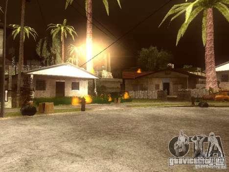 Atomic Bomb для GTA San Andreas восьмой скриншот
