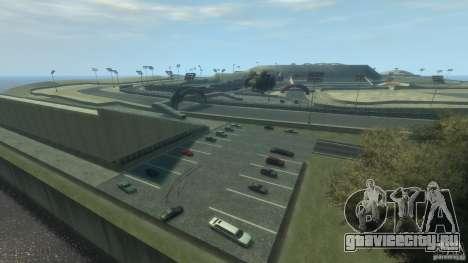 Laguna Seca v1.2 для GTA 4 четвёртый скриншот