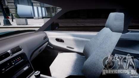 Nissan 240sx v1.0 для GTA 4 вид сзади