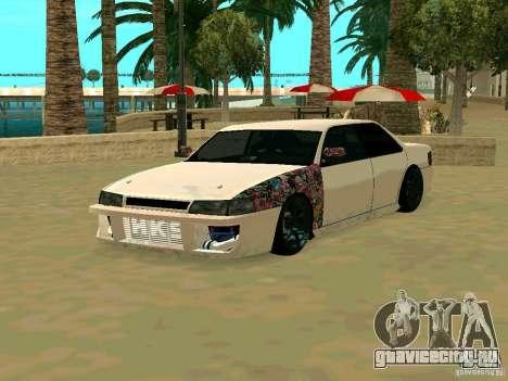 New Sultan v1.0 для GTA San Andreas