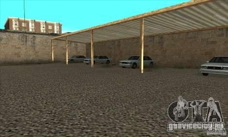 Оживление автошколы в San-Fierro для GTA San Andreas пятый скриншот