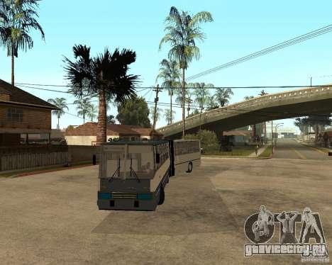 Икарус 280 для GTA San Andreas вид сзади