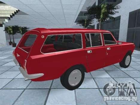 ГАЗ 24-12 v.2 для GTA San Andreas вид справа