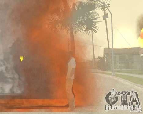 Смерч для GTA San Andreas четвёртый скриншот