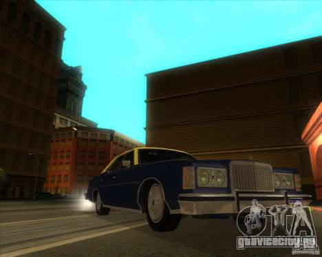 Ford LTD Brougham 4 door 1975 для GTA San Andreas вид справа