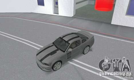 Saleen S281 Pack 2 для GTA San Andreas вид сзади