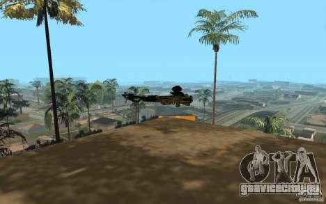 Арбалет для GTA San Andreas четвёртый скриншот